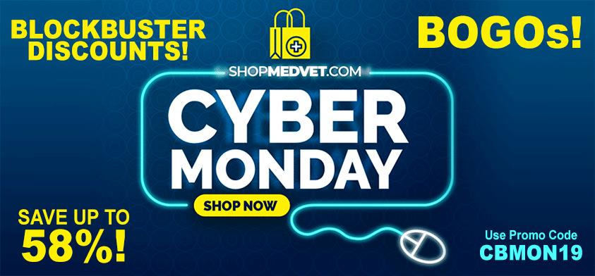 Cyber Monday Blockbuster Sale