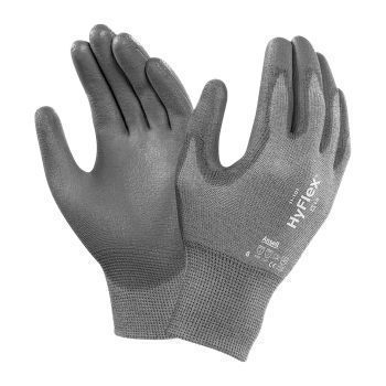 Ansell HyFlex Touch Screen-Capable Gloves, Size 6, 11-101, Pair