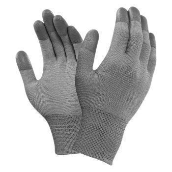 Ansell HyFlex Touch Screen-Capable Gloves, Size 7, 11-105, Pair
