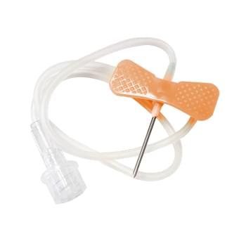 """INFUSION SET,BUTTERFLY,12"""",25X3/4,50/BOX"""