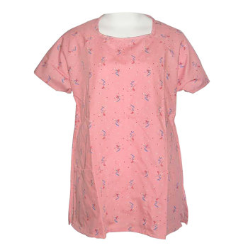 TUNIC, CELEBRATION PINK, EASY-OUT, WOMEN'S, SMALL