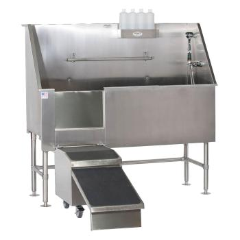"""TUB,ALL S/S,WALK-IN,58""""X24""""X58""""H"""