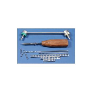 Screw box, insert & plate clip for J1073DCP