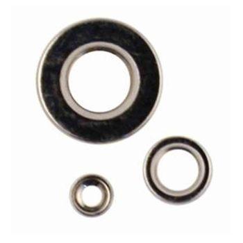 Washer, bone, stainless screw, 2mm