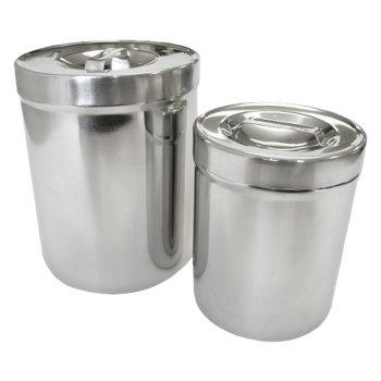 "Jar,Dressing jar (4""d) x (5""h)"