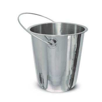 Pail,Straight-sided pail, 2 qt.