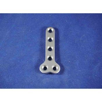 T-Plate, 3.5mm T 6 hole, 55mm