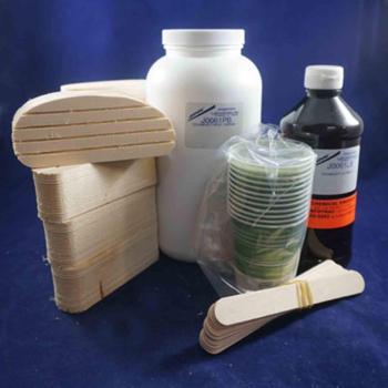 """Technovit 12 treatment kit w/ 2"""" wood blocks"""