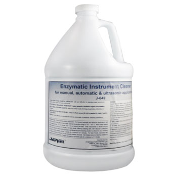 Cleaner, surgical enzyme
