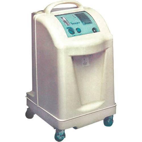 Oxygen booster 90PSI w/ relief valve