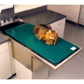 Mat, safe 'n warm scrub sink, short