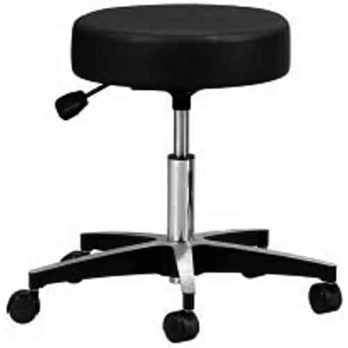 Stool,Black premium pneumatic stool