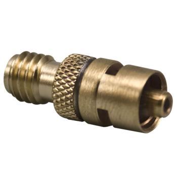 Cryo luer lock adapter