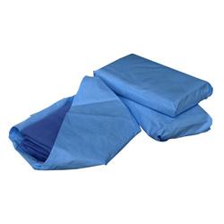 TOWEL,OR,DSP,ST,BLUE,STD,4/PK,20PK/CS,