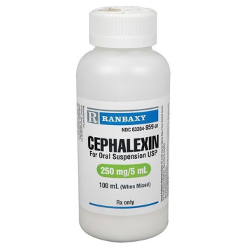 Cephalexin Oral Suspension