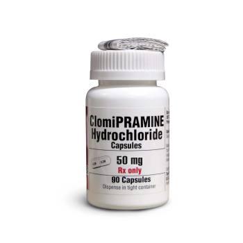 RX CLOMIPRAMINE HCL, 50MG, 90CAPS