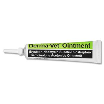 RXV DERMA-VET OINTMENT 7.5ML