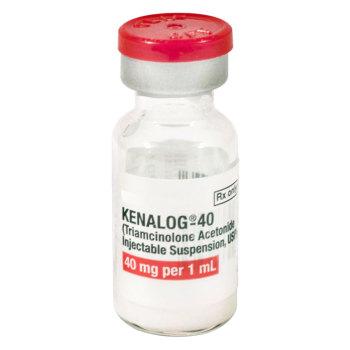 RX KENALOG (TRIAMCINOLONE) 40MG/ML, 1 ML INJECTION