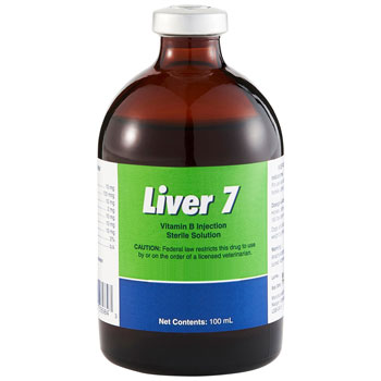 RX LIVER-7 INJECTION, 100 ML