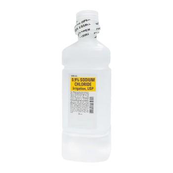 RX 0.9% NACL (SODIUM CHLORIDE) FOR IRRIGATION 1L POUR BOTTLE