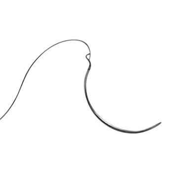 SUTURE,SYN ABS,4-0,TAPER NEEDLE,EACH