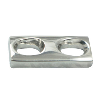 Plate, compression, 3.5mm, 2 holes, 26mm