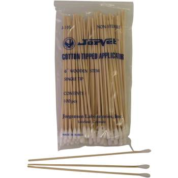 "Applicator, cotton-tip, 6"", 100/bag, 24pk."