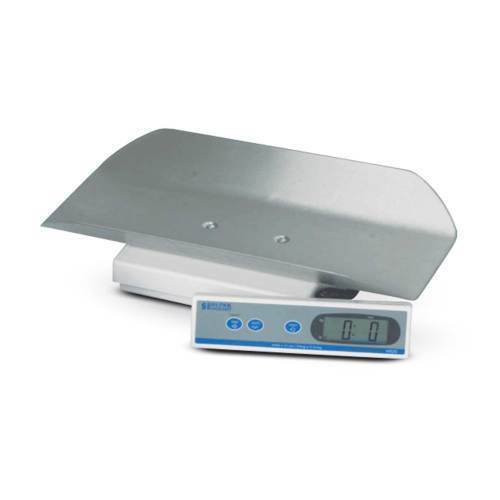 Scale,Portable digital scale w/ stainless tray