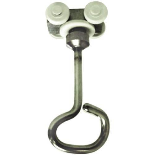 IV, mobile holder, 4-wheel locking carrier