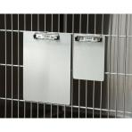 """CLIPBOARD,SS,CAGE,VSSI 5 1/2"""" x 7 1/2"""""""