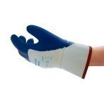 GLOVE,WORK,NITRILE COATED,SIZE 9,PAIR