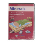 LESSON,MULTIMEDIA,MINERALS,NEW PATH LEARN,EACH