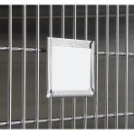 """CAGE, SS, VSSI, CARD HOLDER, 3"""" X 5"""""""