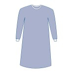 GOWN,SURGEON,N/S DISPOSABLE, LARGE,EACH