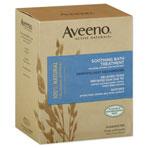 TREATMENT,BATH,AVEENO SOOTHING,NON-STERILE,8/BOX