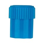 CAP,CATHETER,REPLACEMENT,BLUE,MALE LL,NON-STERILE,EACH