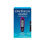 GLUCOSE MONITOR, ONETOUCH, ULTRA-MINI, PINK, 4 EACH/CASE