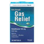 GAS RELIEF, ES, 10/BX (GAS-X),10 EA/BX