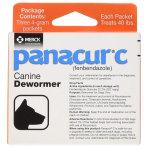 PHV MERCK PANACUR C CANINE 4GM, 40LBS/PCKT, 30/BOX