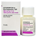 200mg/5ml Azithromycin Oral Suspension