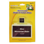 SLIDES & COVER GLASS,BX10, 100 COUNT