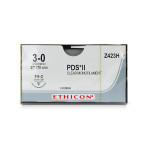 SUTURE,PDS,3-0,FS-2,36/BX