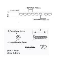 Kit, knee cruciate repair kit