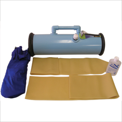 Kit, equine AV, disposable plastic liner, 25 pk.