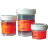 CONTAINER, FORMALIN-FILLED, 120mL, 10PK