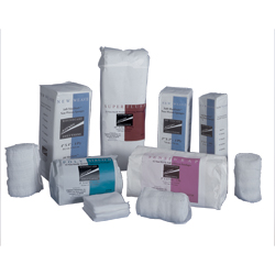 Sponge, non-woven gauze, 2x2 4ply, 200/pk, 40pks/cs