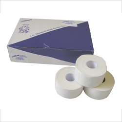 """Tape, surgical adhesive 4"""", 6 rolls"""