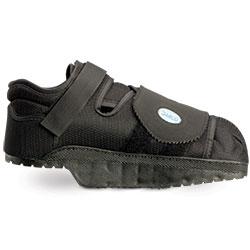 orthopedic supplies darco heel wedge shoe large each