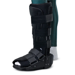 Orthopedic Boots & Shoes : Walker, Short Leg, NonSkid ...