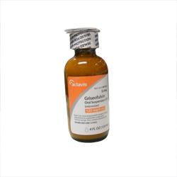 Medication Griseofulvin